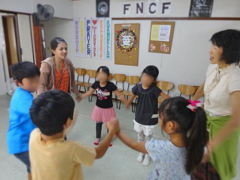 子ども英会話クラス